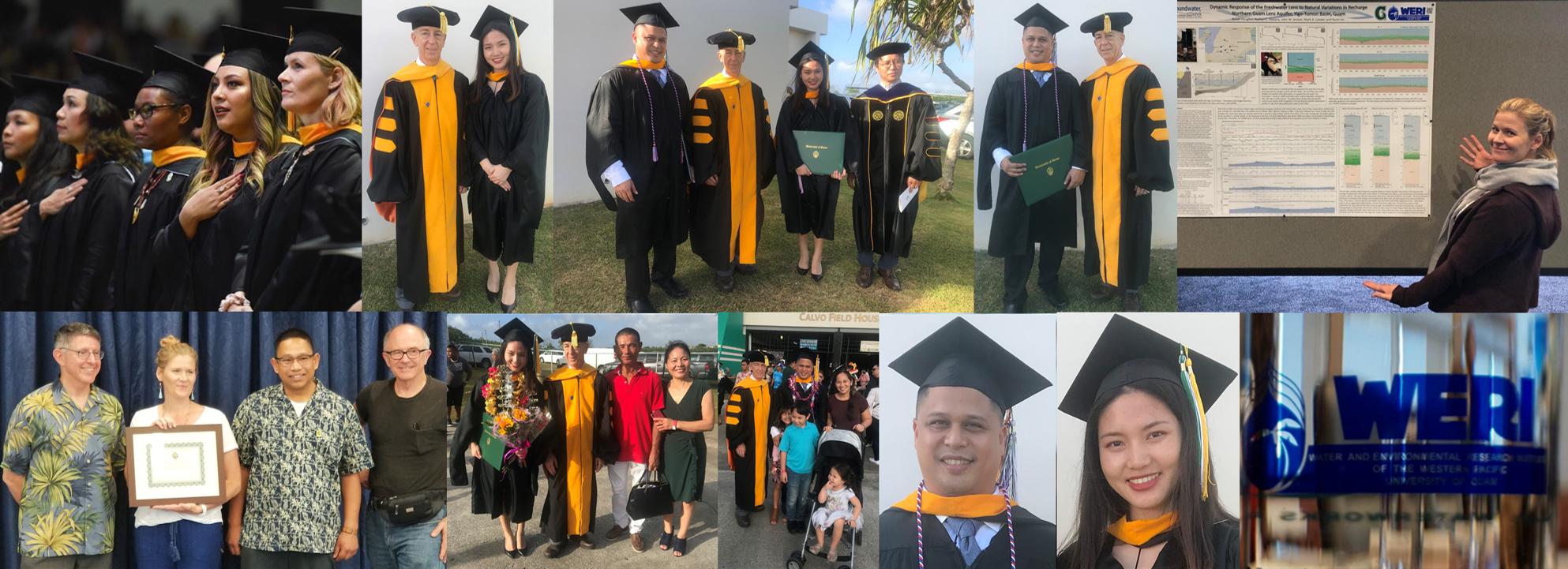 2019 UOG Graduates from WERI